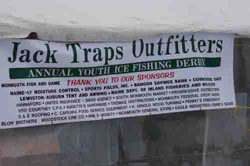 Jack Traps 3rd Annual Youth Ice Fishing Derby Photos