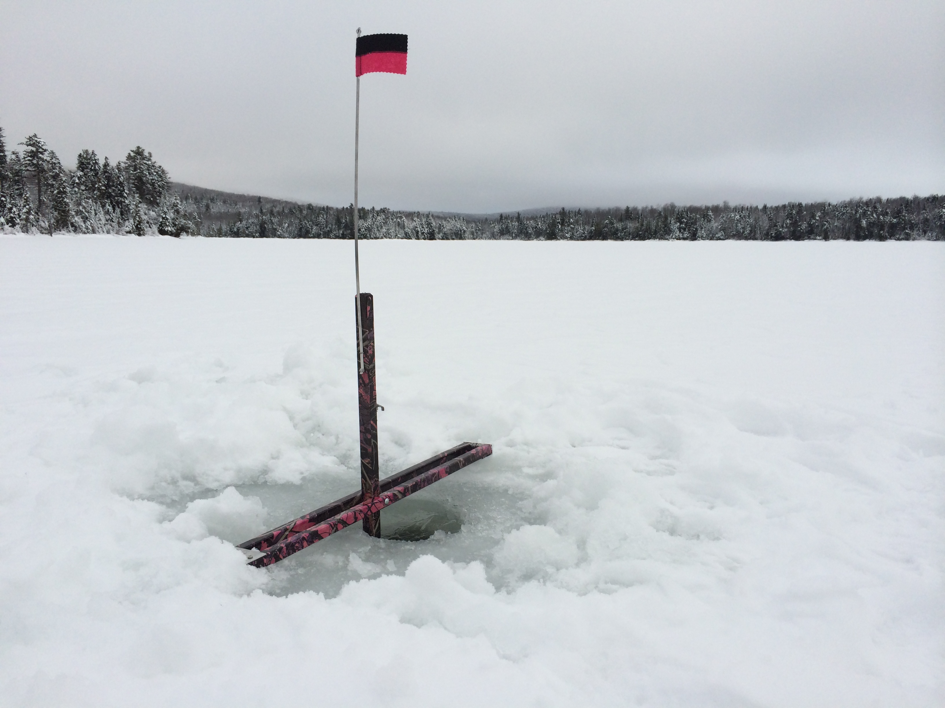 Blog jack traps ice fishing traps and tip ups made in for Ice fishing traps